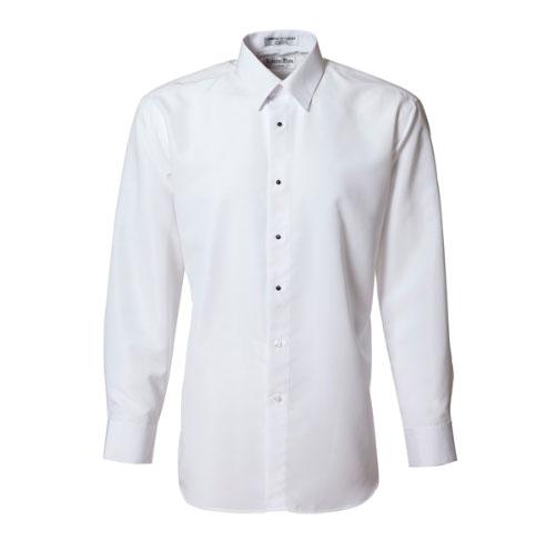white-non-pleated-laydown-collar
