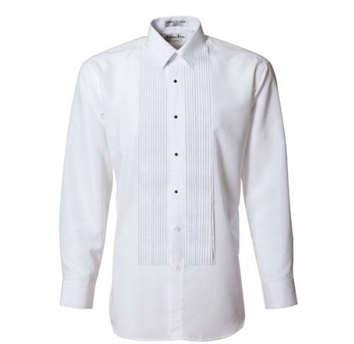white-pleated-laydown-collar